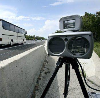 Radars de contrôle routier : Un système remis en question.