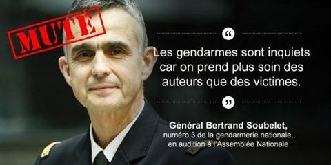 Le premier qui dit la vérité, il doit être exécuté ( Général Soubelet ).