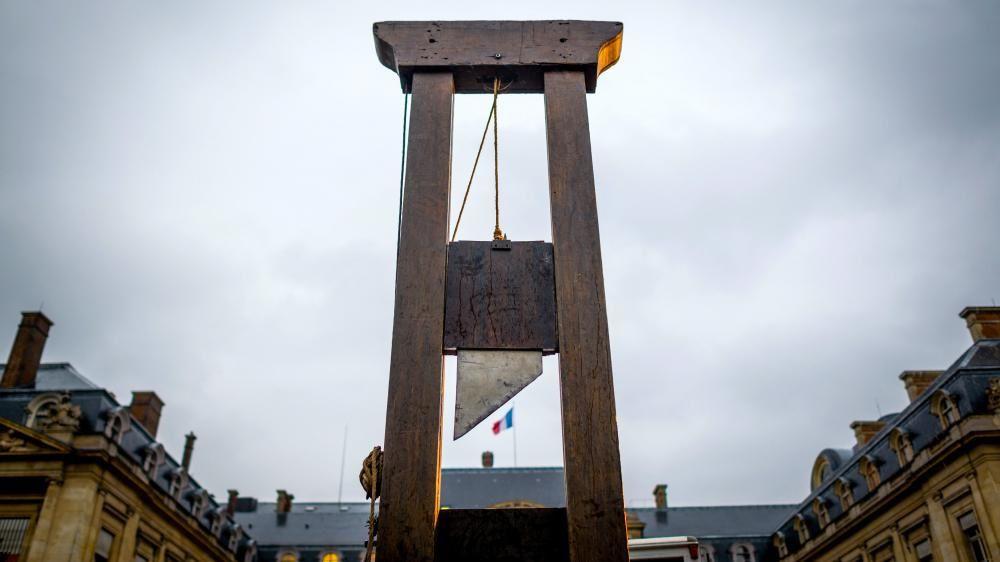 «L'affaire» Nadine Morano. : vers un rétablissement de la peine de mort?