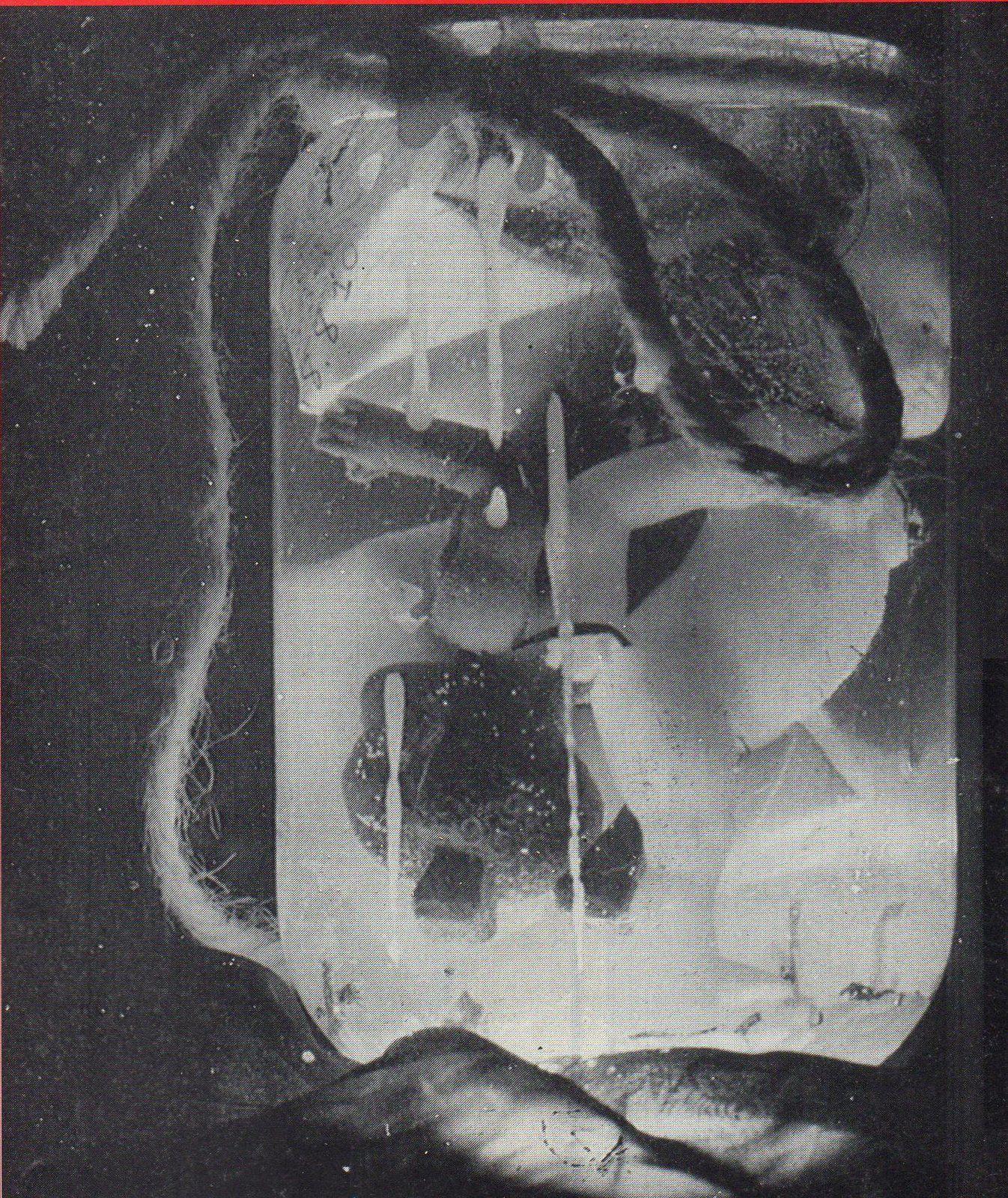 1 ) Magie en Guadeloupe. Photo offerte en 1992 par Eddy Nedelkowski pour illustrer la couverture d'un n° du magazine Guadeloupe 2000. 3 ) Le Minotaure.