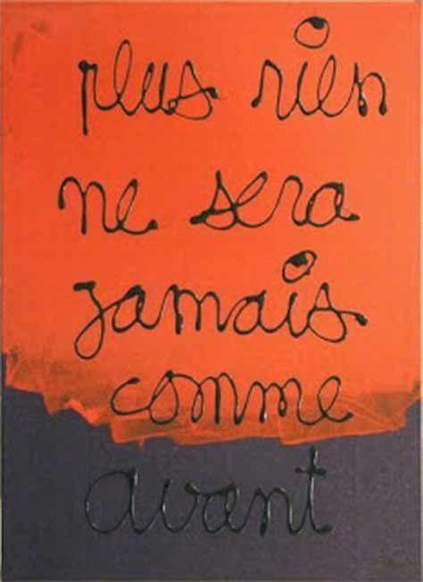 La voix des lecteurs : Rien ne sera plus comme avant, par Hélène Gressier.
