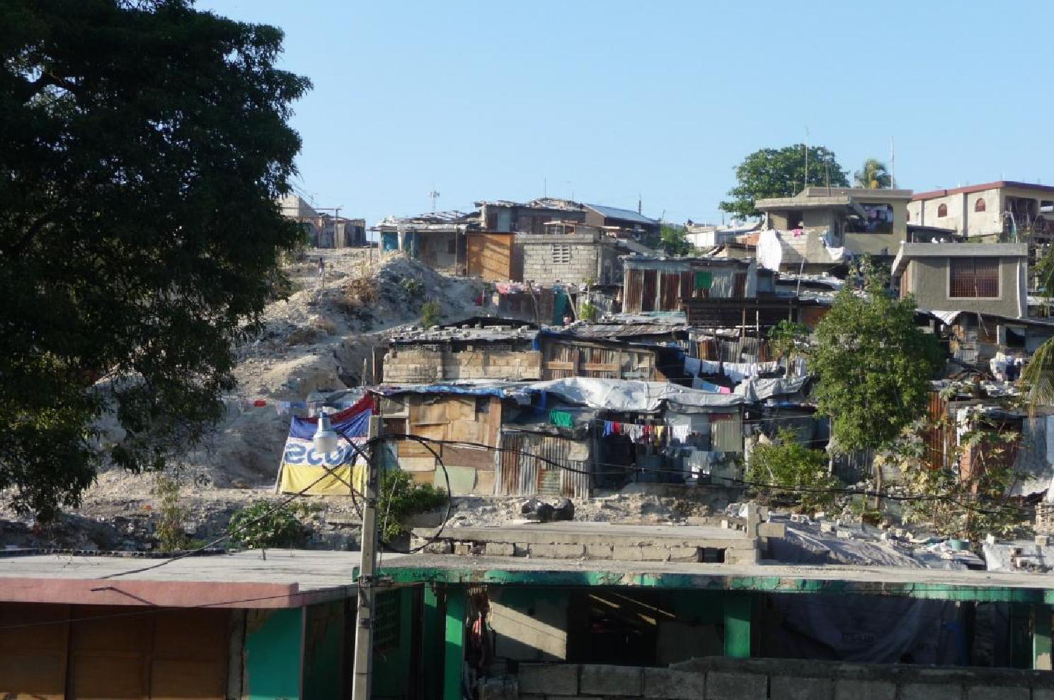 Haïti : la réalité triste.