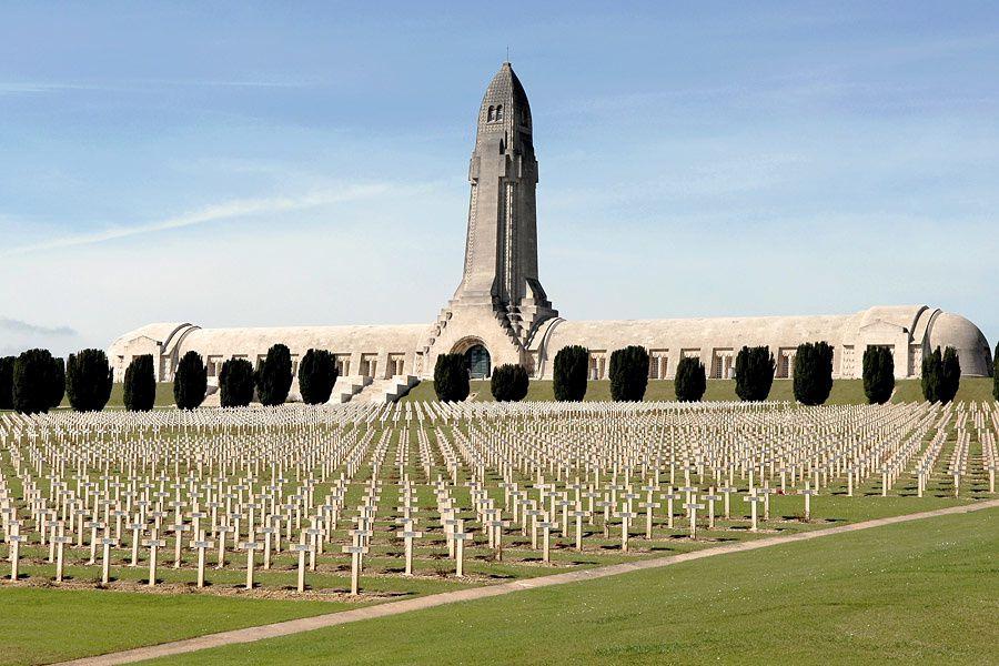 Témoignage : Un philosophe à Verdun.