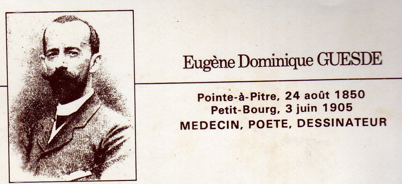 1 ) Louise. 2 ) Le docteur Guesde.