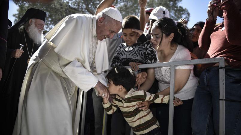 Le pape François et les immigrés méditerranéens : Le monde chrétien, partagé, a-t-il raison de s'inquiéter ?