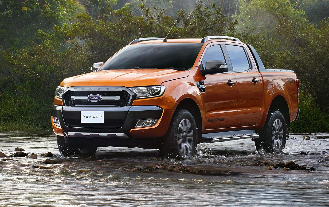 1 ) Ford fusion.  2 ) Ford ranger.