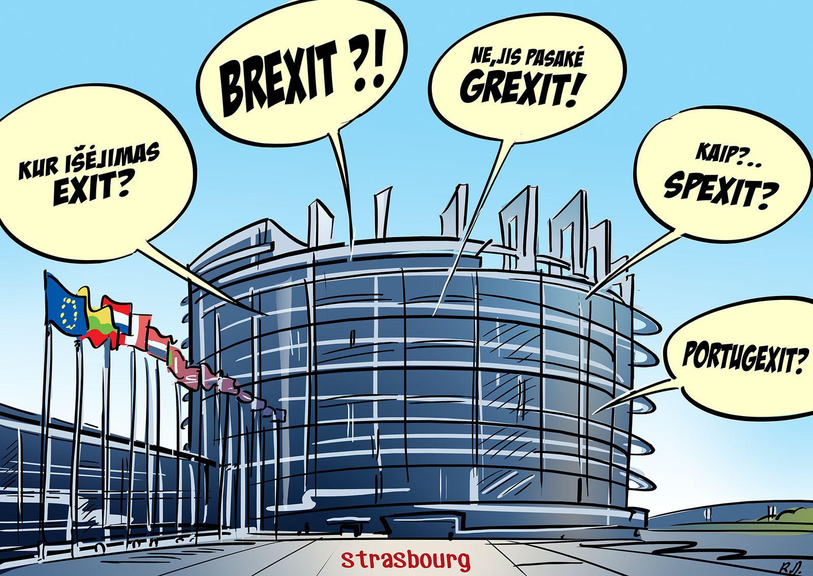 Brexit, et après ? Par Guillaume de Prémare.