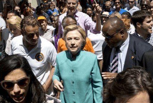 Les USA écartelés entre Donald Trump et Hyllary Clinton !