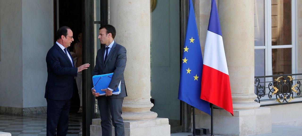 Mais qui est ce cher M. Macron ?