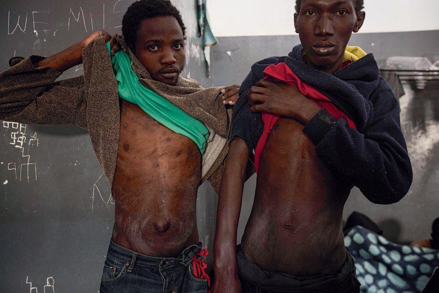 Migrants : la tragédie de l'esclavage. Que fait Taubira?