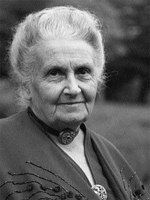 1 ) Raphael Spéronel. 2 ) Platon. 3 ) Maria Montessori âgée.