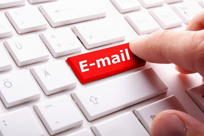 Et vous, avez-vous reçu votre e.mail ?