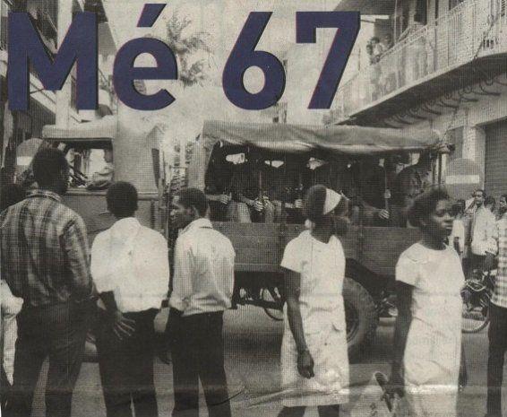 Pour que les évènements de mai 1967 en Guadeloupe cessent de nourrir les nécrophages séparatistes, sur nos médias.