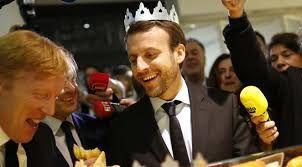 Vie quotidienne en France en cet an I de l'ère Emmanuel 1 er.