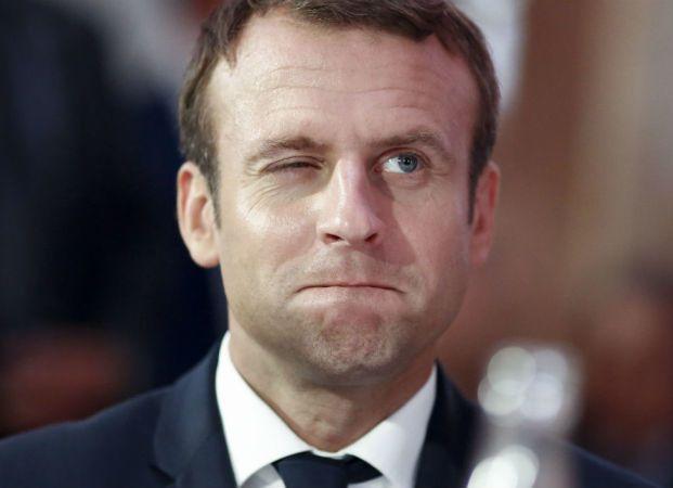 La constitution de la cinquième République, sous Macron, où le Manuel des Castors juniors !