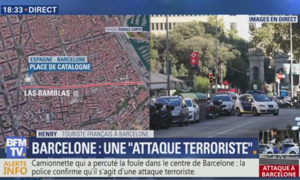 BARCELONE ! Ce n'est pas le plus grave. Quand les «élites» européennes assumeront-elles leurs RESPONSABILITES ?