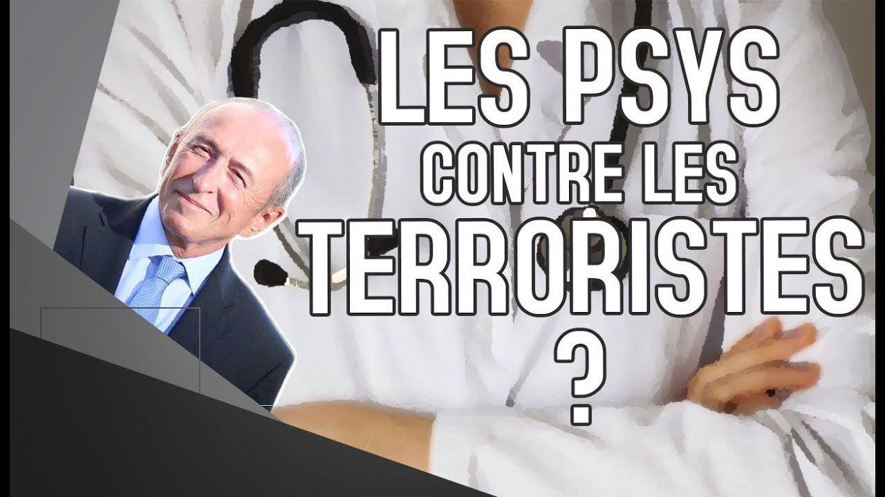Les PSYS contre le terrorisme . ( Un psychiatre parle ).