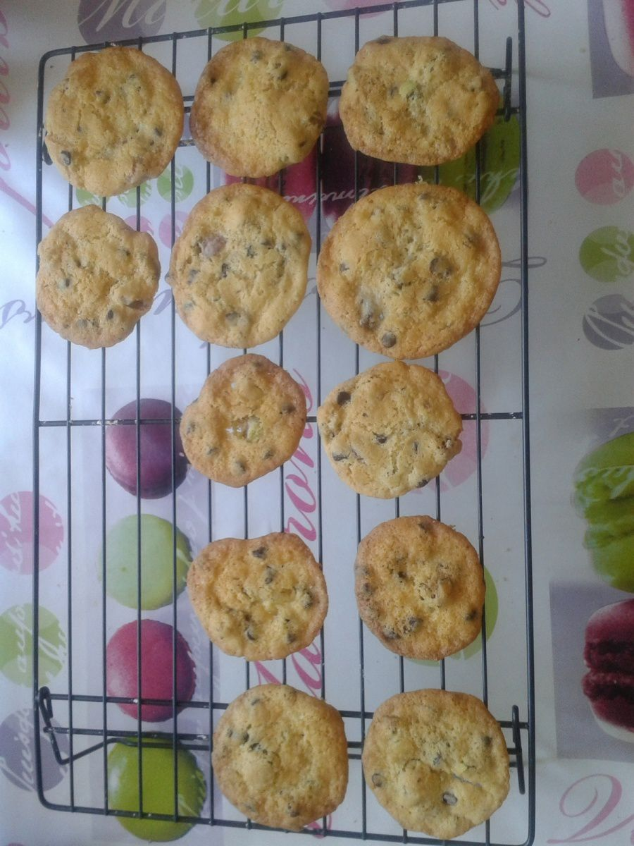 cookies au crousty party tupp
