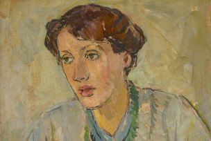 Portrait de Virginia Woolf  –  Vanessa Bell, 1912