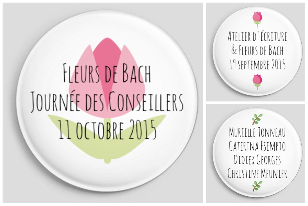 49 - Fleurs de Bach - Journée des Conseillers