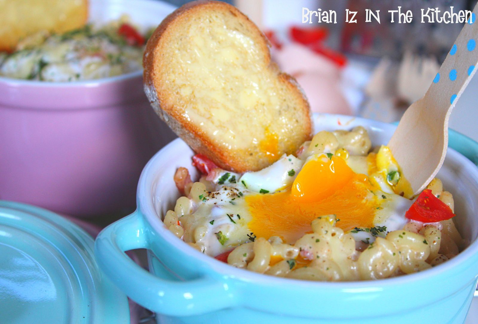 Oeuf Cocotte Coquillettes &amp&#x3B; Co
