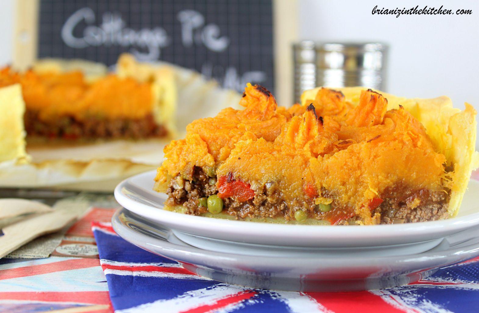 Cottage Pie - Le Hachis Parmentier So British!