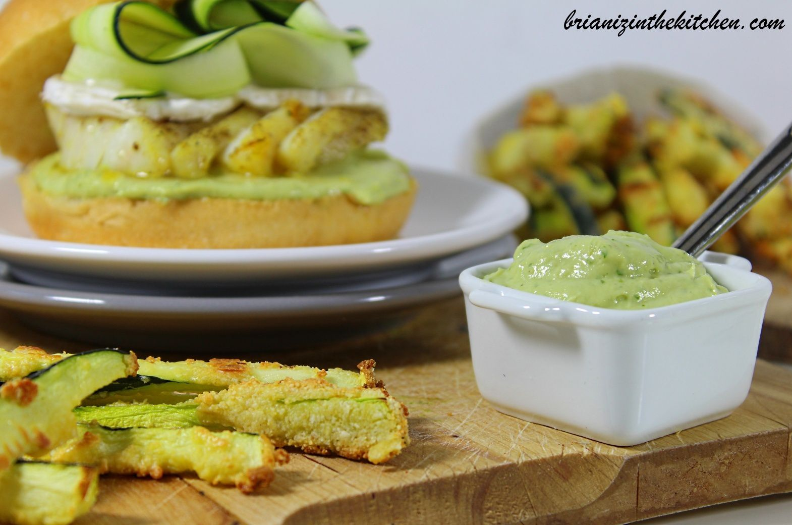 MAYONNAISE D'AVOCAT