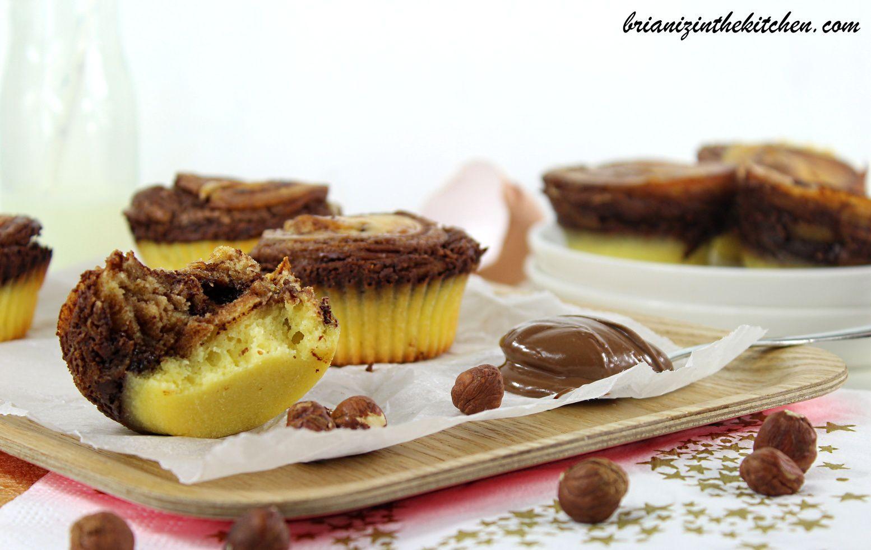 Muffins Straccia{NU}tella