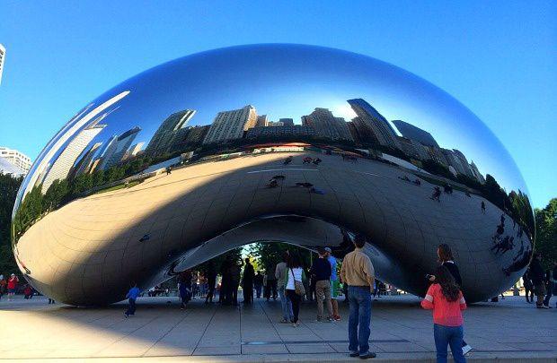 Alexie aux USA... (15) Chicago 1ère partie...