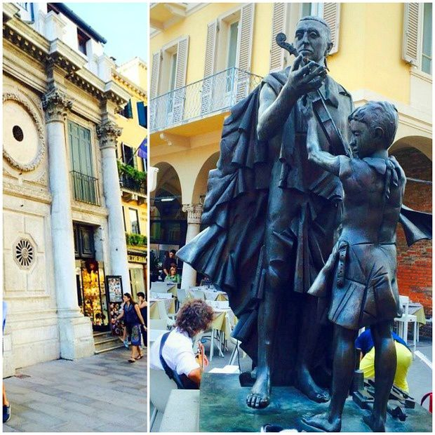 Doriane en Italie (1)... Cremona