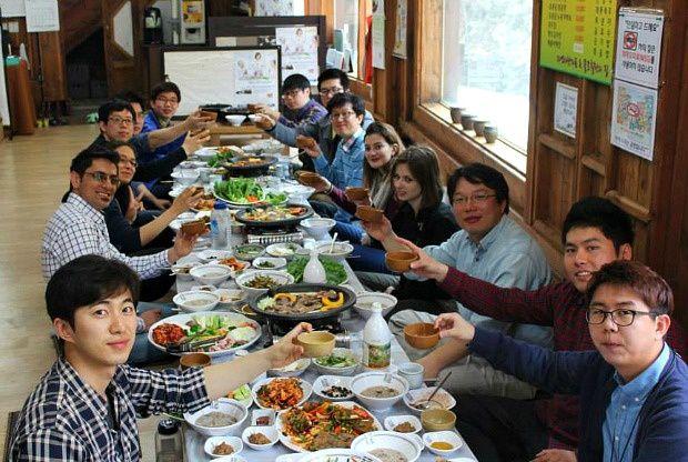 Corée du Sud - Cuisine