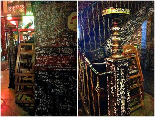 Doria aux Etats-Unis (12)...Chicago, Cobbler Square et repas chez Gino's East Pizza