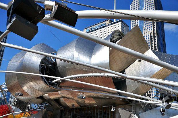 Doria aux Etats-Unis (11)...Chicago, Millennium Park