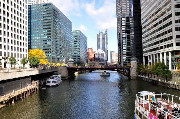 Doria aux Etats-Unis (10)...Départ pour Chicago