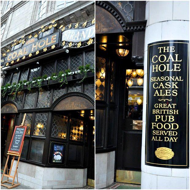 Doria à Londres... Saint-Patrick, Pub et gourmandises...