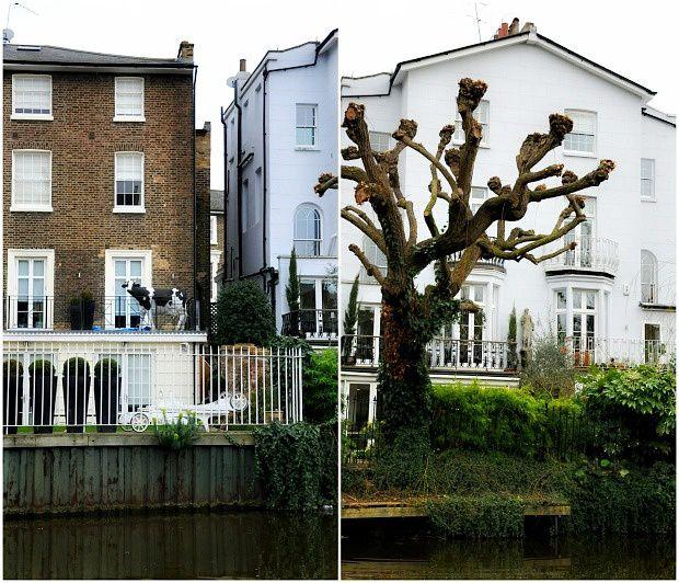Doria à Londres... Ecluse de Camden Town et Canal