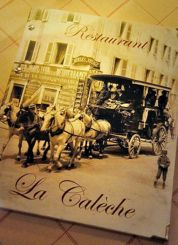 Chamonix 2014 (2) ... Restaurant La Calèche