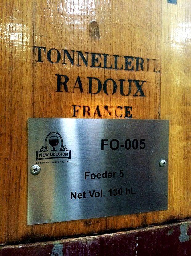 Alexie aux USA... (32) Colorado, Brasserie New Belgium, Brasserie Equinox