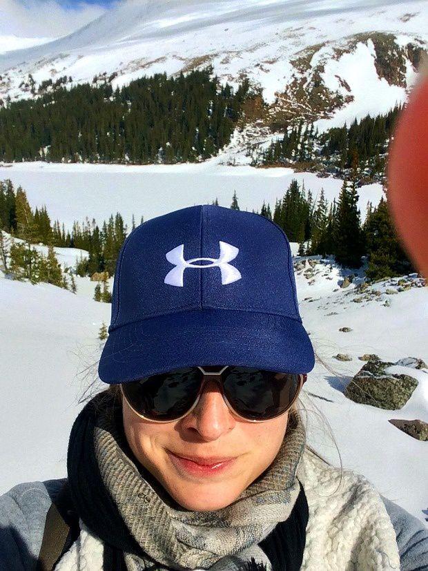Alexie aux USA... (34) Colorado - Mont Evans Milderness