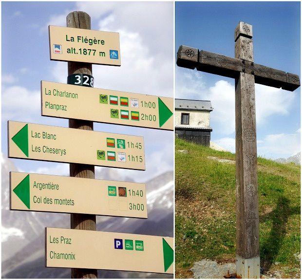 Chamonix 2015 (3)... Rando vers la Flégère et le Chalet de la Floria
