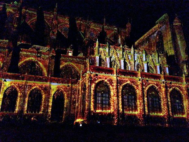 Strasbourg 2015 (2)... Spectacle inédit sur la Cathédrale