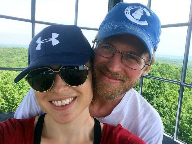 Alexie aux USA... (37) Indiana, Lac Monroe et Charles Deam Wilderness Parc
