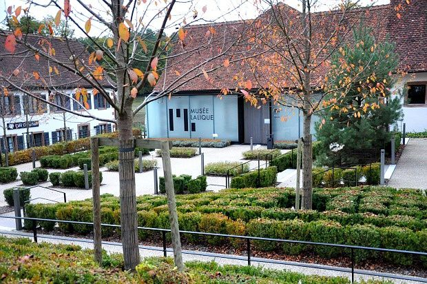 Musée Lalique de Wingen-sur-Moder