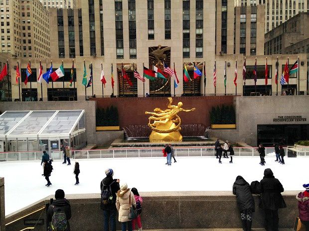 New-York (3)... Rockefeller Center