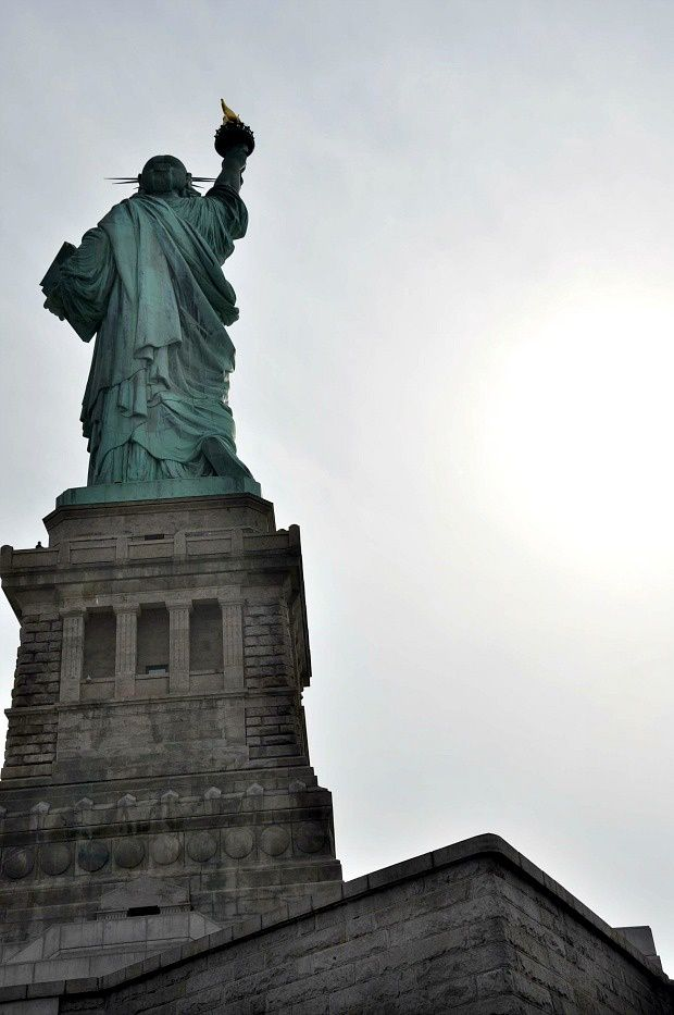 New-York (9)... Liberty Island