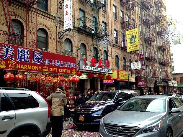 New-York (16)... Welcome to Chinatown