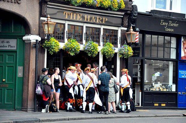 Angleterre 2016 (8)... Promenade dans Londres