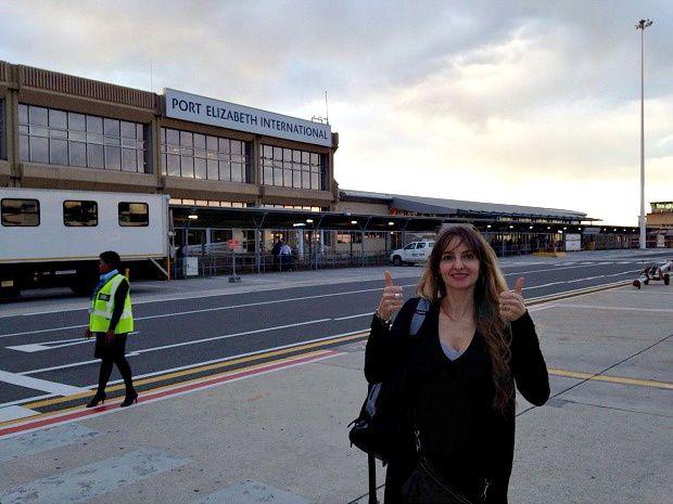 Les voyages de Caroline... Afrique du Sud (1)