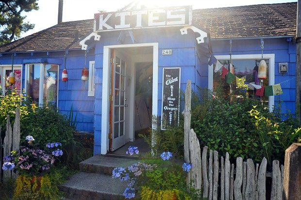 Doria aux Etats Unis dans l'Oregon (2016 - 8)... Cannon Beach