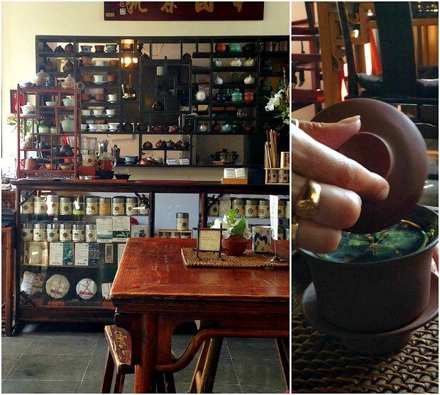 Doria aux Etats Unis dans l'Oregon (2016 - 12)... Lan Su Chinese Garden Portland